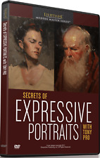 Tony Pro: Secrets of Expressive Portraits - Art Instruction DVD