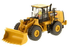 DM 1/87 HO Caterpillar Cat 966M Wheel Loader Diecast Model Collection #85948