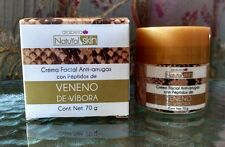 Veneno de vibora/ snake poison anti wrinkle face cream 70g