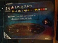 Pirates Davy Jones' Curse #013 Dark Pact Pocketmodel NrMInt-Mint