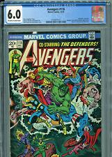 Avengers #118 (Marvel 1973) CGC Certified 6.0
