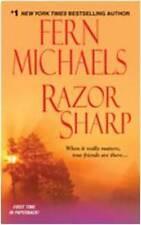 Fern Michaels, Razor Sharp (The Sisterhood), Very Good Book
