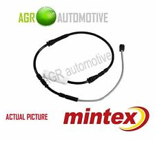 MINTEX FRONT BRAKE PAD WEAR SENSOR WARNING INDICATOR GENUINE QUALITY - MWI0482