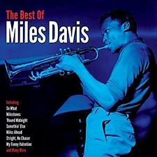 The Best of Miles Davis 3 CDs So What Milestones My Funny Valentine and more