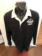MENS XLarge Reebok Football Long Sleeve Cotton Shirt Grey Cup 100 Toronto 2012