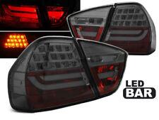 NEW SET REAR TAIL LIGHTS RHD LDBMC9 BMW E90 03.2005-08.2008 SMOKE LED BAR