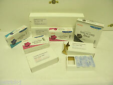 XEROX Phaser 8400 Solid Ink Lot of 33 Genuine Magenta Black  & Compatable NEW