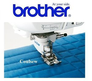 BROTHER GENUINE Sewing Machine WALKING FOOT  F033N (even feed foot) XC2214052