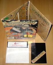 Rockford the Arcade Game - Mastertronic 1988 C64 Disk Game BIG BOX Boulder Dash