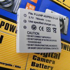 Battery For HP Li40 Li-40 Photosmart R742 R 742 Camera