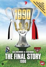 AFL The Final Story 1990 (DVD 2-Disc Set) Collingwood vs Essendon New Region 4