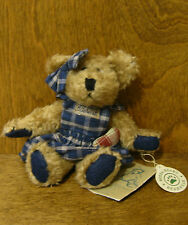 """Boyds Plush #913953 Clementine, 6"""" Tall NEW/tag From Retail Store, jointed"""