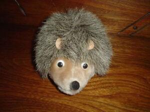 Unitoys Germany Hedgehog Comical Eyes RARE So Adorable