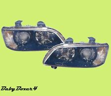 Black Projector Head Lights Right And Left Side Holden Commodore VE SSV Calais
