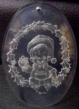 Speedy Alka-Seltzer Christmas Ornament, 1989, MIP!