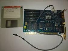 miro SOUND PCM 10 ISA-Soundkarte -GEBRAUCHT-