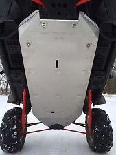 Polaris RZR 900 XP Stainless Steel Skidplate - Precision Fit, No Maintenance