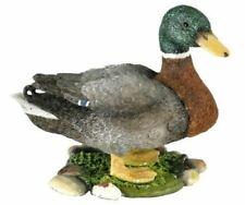More details for mallard drake duck bowbrook collectable figurine sculpture ornament 6 cm