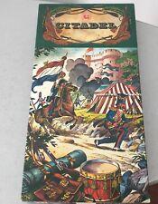 1976#VINTAGE RARE BOARD GAME JUMBO CITADEL  #FACTORY SEALED