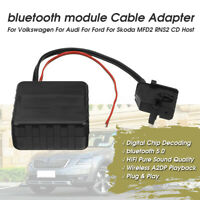 Car bluetooth Module Cable Adapter For Audi For Ford For Skoda MFD2 RNS2 CD