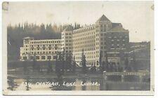 LAKE LOUISE, ALBERTA Chateau