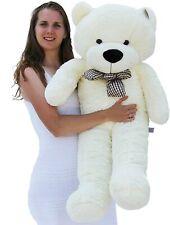 Joyfay Orsacchiotto Gigante 120cm Bianco Regalo di Compleanno Valentine