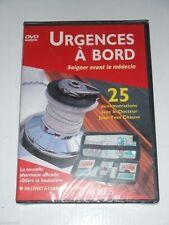 DVD 5: URGENCE A BORD Soigner avant le medecin Librairie Maritime Outremer 2012