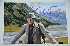 Lambert Wilson signed 20x30cm Five Days One Summer Foto Autogramm / Autograph IP