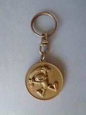 Rare Key Chain Keyring Football Metal UEFA EURO CUP 2004 Portugal