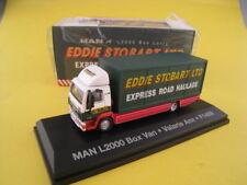 MAN L2000 Box Lorry  Eddie Stobart  Valarie Ann  ATLAS Edition  1:76