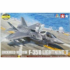 Tamiya 1/72 Lockheed Martin F-35B Lightning II Kit (New)