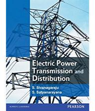 Electric Power Transmission and Distribution by S. Sivanagaraju & S. Satyanaraya
