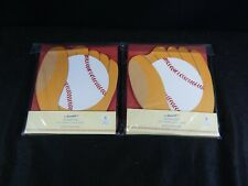 BASEBALL PARTY INVITATIONS 16 TOTAL POTTERY BARN KIDS