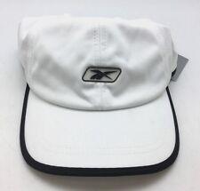 Reebok ING Bay to Breakers 12K Run Jog Golf Baseball Hat Cap Adjustable White Ne