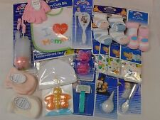 BABY GIFT SET ( LOT OF 19) FOR A GIRL *SEE DETAILS FOR LIST OF ITEMS* BRAND NEW
