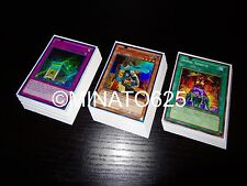 Yugioh Complete Gravekeeper's Deck + Ultra Pro Sleeves! Tournament Ready! Rare!
