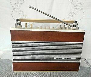 DDR RFT Kofferradio Stern Automatic