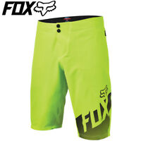 Fox Altitude MTB Shorts 2016 - Fluro Yellow - 32 34 36 38