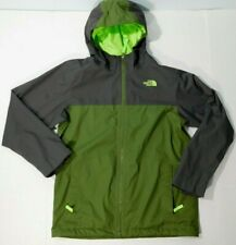 giacca north face triclimate verde in vendita   eBay