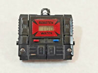 Vintage 1980s Rare Men's DIGITAL Watch ~ Transformer ROBOTCH ~ Works ~Ships FREE