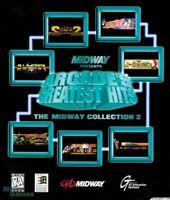 MIDWAY ARCADE 2 PC GAME JOUST 2 TAPPER +1Clk Windows 10 8 7 Vista XP Install