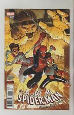 MARVEL COMICS AMAZING SPIDERMAN RENEW TUS VOTOS #5 MAYO 2017 1 º DIBUJO NM
