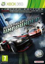 Videojuegos de carreras Microsoft Xbox 360 formato PAL