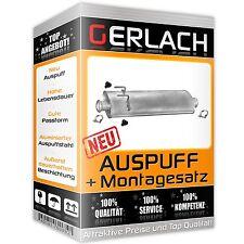 Auspuff Movano A 1.9 2.2 DTi CDTi Master II 1.9 2.2 dCi Mittelschalldämpfer 2332
