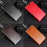 For Samsung Galaxy S6 edge Luxury Genuine Leather Wallet Case Cover