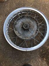 Moto Guzzi Front Wheel Borrani Rim