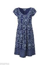White Stuff Round Neck Regular Size Dresses for Women