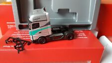 """herpa-- Actros Gigaspace Zugmaschine  """"Silver Star Edition"""" (NL)  -308830"""