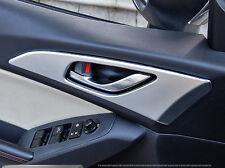 matte Accessories Inner Door Handle Bowl Peanel  For Mazda 3 M3 AXELA 2014-2017