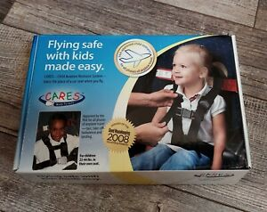 Airplane safety harness Cares brand for children 22-44lbs